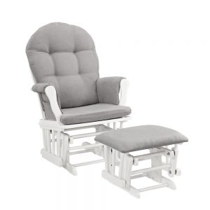 Windsor Glider and Ottoman Rocking Chair