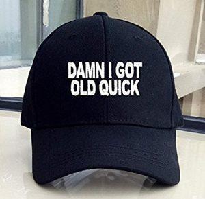 Damn I got old Quick Cap