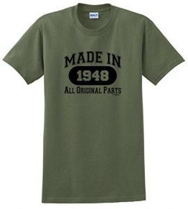 Made in 1948 Gag T-shirt