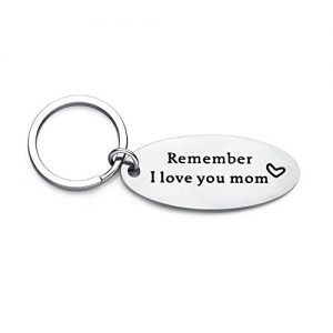 Remember I Love You Key Chain
