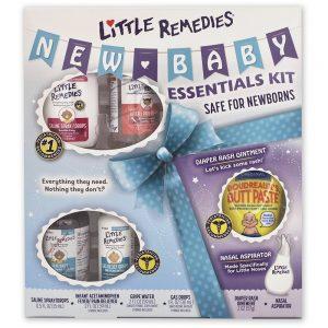 Little Remedies Baby Essentials Kit