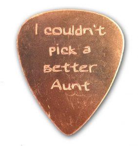 I Couldn't Pick a Better Aunt
