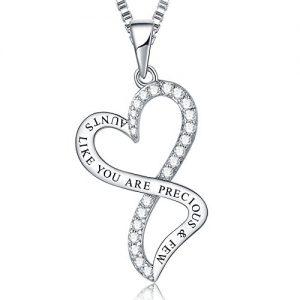 Elegant Pendant with Engraved Words