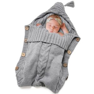 Unisex Swaddle Blanket for the Newborn Babies