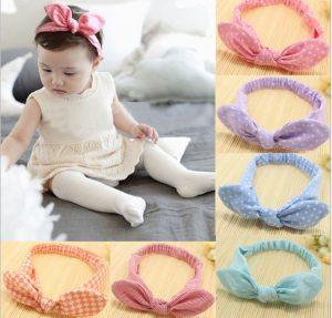 Headband Hair Bows for Baby Girl