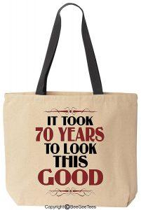 Funny Canvas Reusable Bag