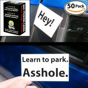 Bad Ass Business Cards