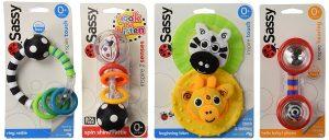Sassy Newborn Baby Gift Set