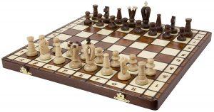 Royal European Wood Chess Set