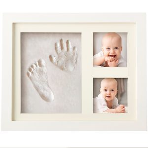 Bubzi Handprint Kit & Photo Frame