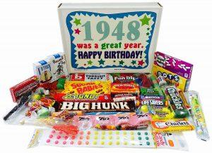 A Box Full of Nostalgic Candies
