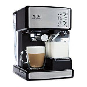 A Full-Fledged Coffee Machine
