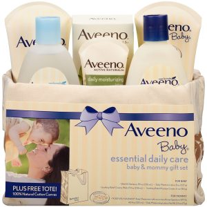 Aveeno Mommy and Me Skin Care Gift Set