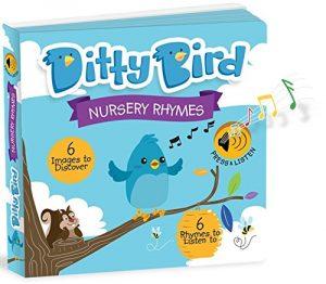 Interactive nursery rhymes kit