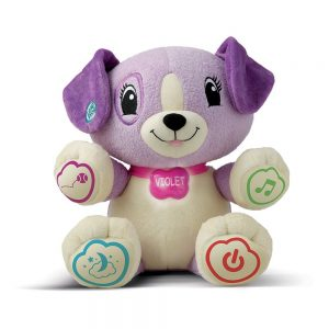 Personalised puppy toy
