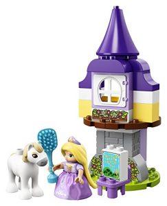 Princess rapunzel's tower building kit