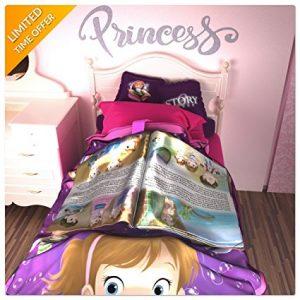 Mermaid blanket with bedtime stories