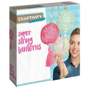 Super string lanterns