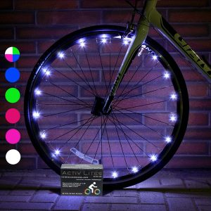 Bicycle LED decorations