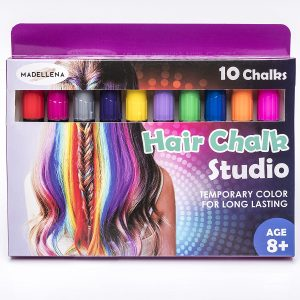 Hair chalk studio