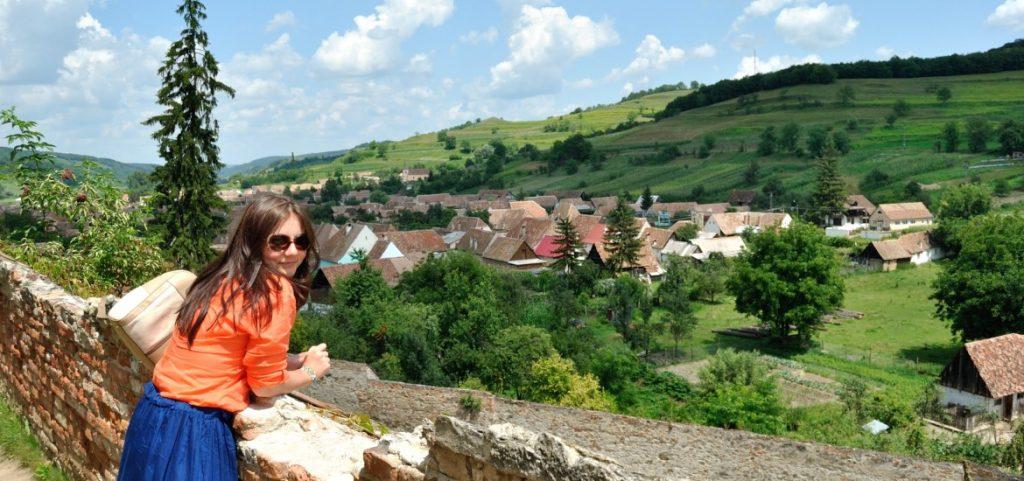 Visit a rural area