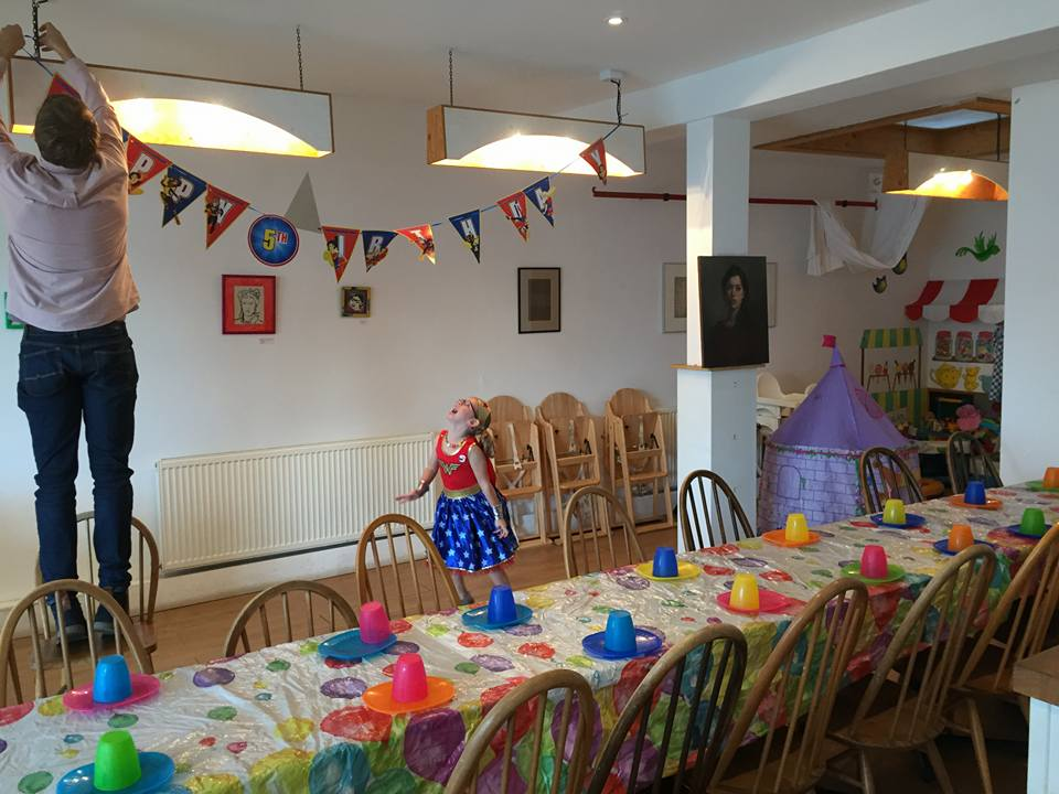 Make your home your party venue