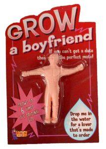 Get her a boyfriend