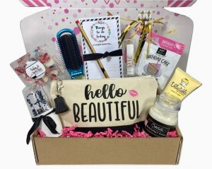 Pamper Your Best Friend With A Basket Full Of Gift Articles For Her Each Article Is Something That Girl Will Really Love To Have Even If She Already Has
