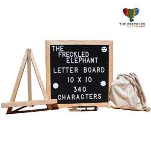 Letters message board