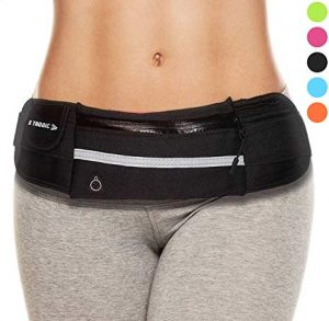 Running belt waist pack