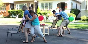 pop the balloon game for adults