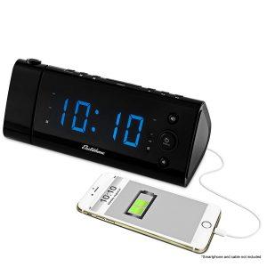 Multifunctional Electrohome USB Charging Alarm