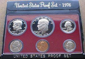 Original Coin Set
