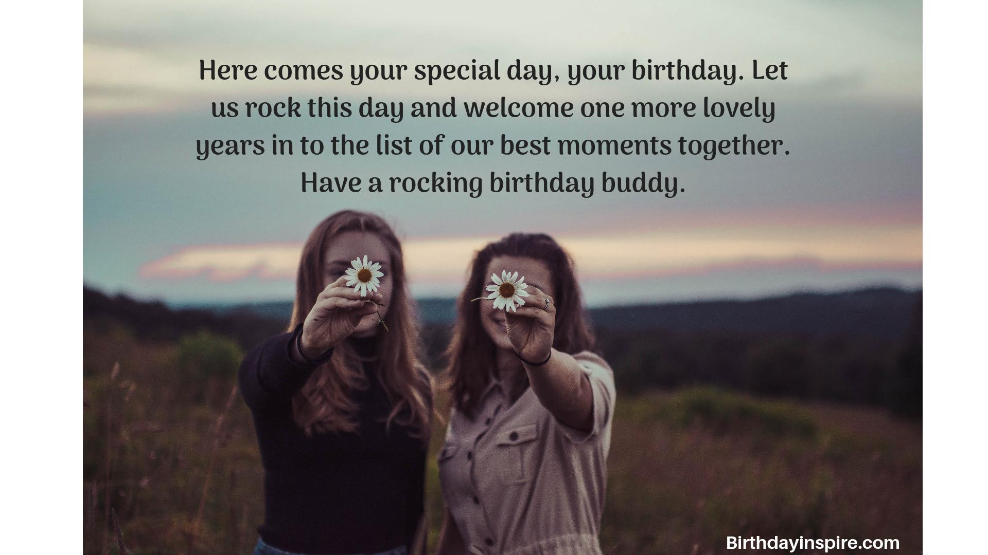 touching birthday wishes for best friendbirthday inspire