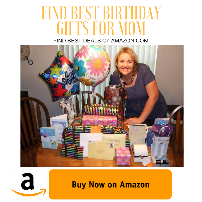 Recommended Birthday Gifts For Mom