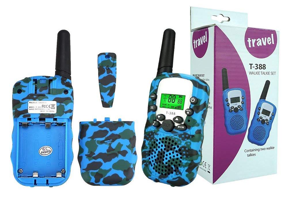 The darli walkie talkies