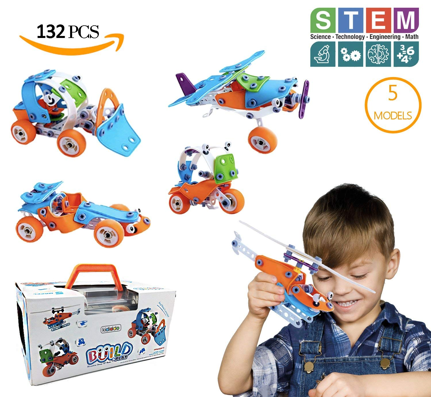 The educational stem set