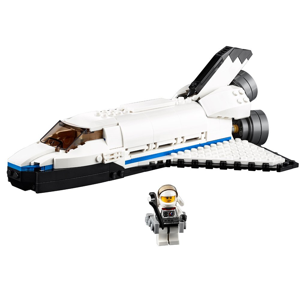 Lego space shuttle explorer 31066 building kit