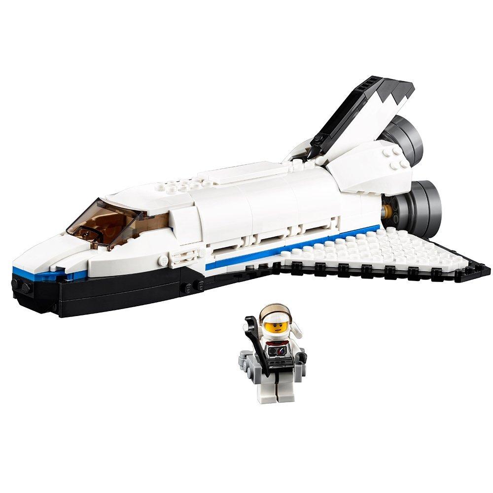 Lego space shuttle explorer 31066 building kit