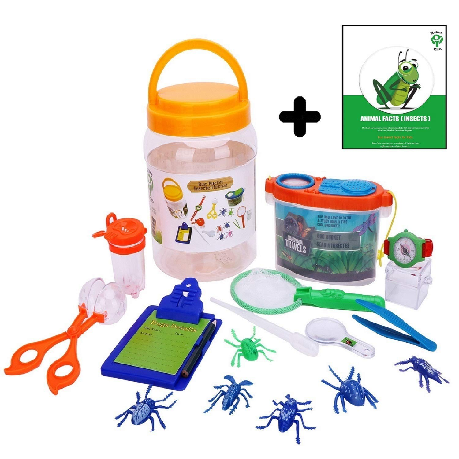 . Adventure kids bug catcher kit