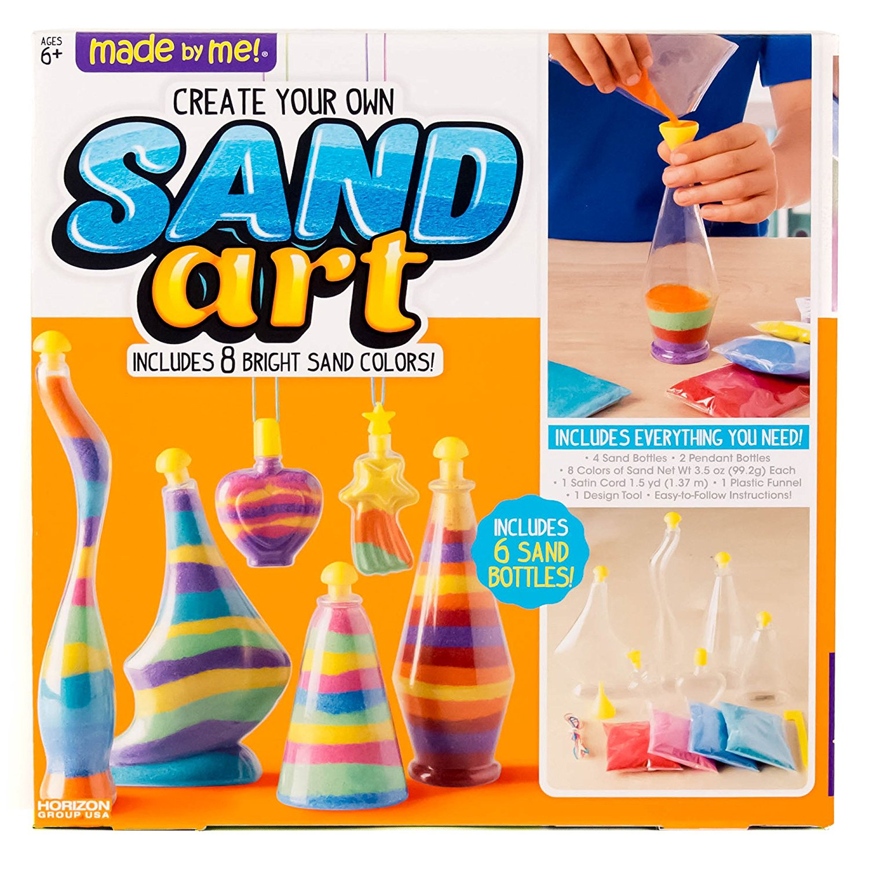 Sand art set