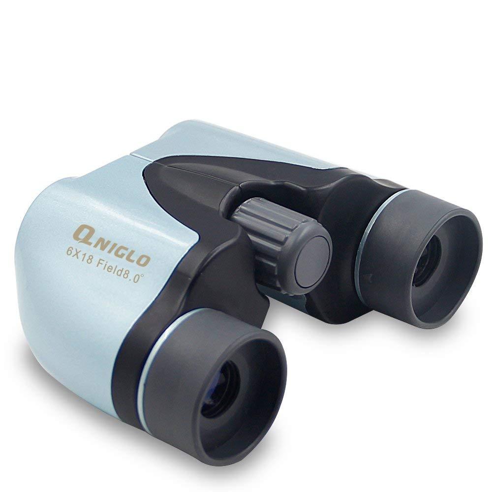 QNIGLO 6X18 kids binoculars