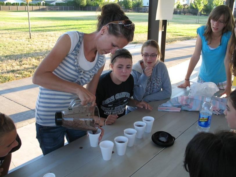 fear factor challenge for teens