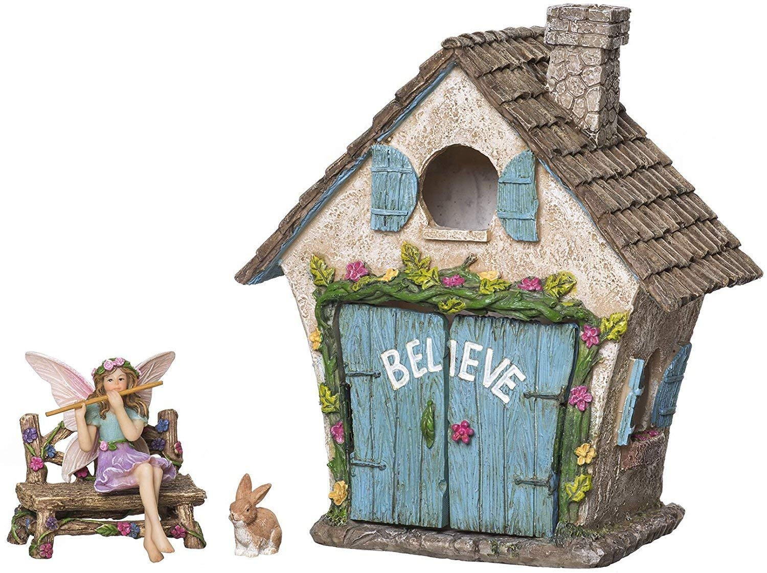 Joykick fairy garden house kit