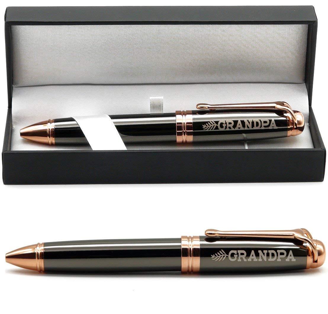 Grandpa engraved gift pen