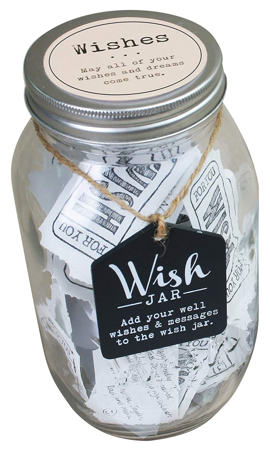 Everyday wish jar