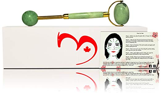 Face massage Jade roller