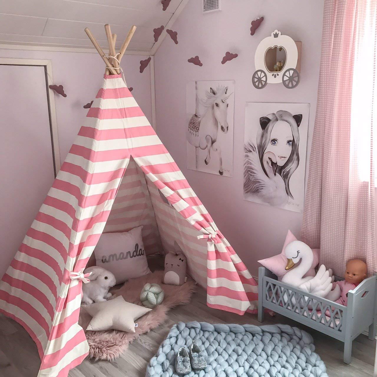 Tiny land teepee tents