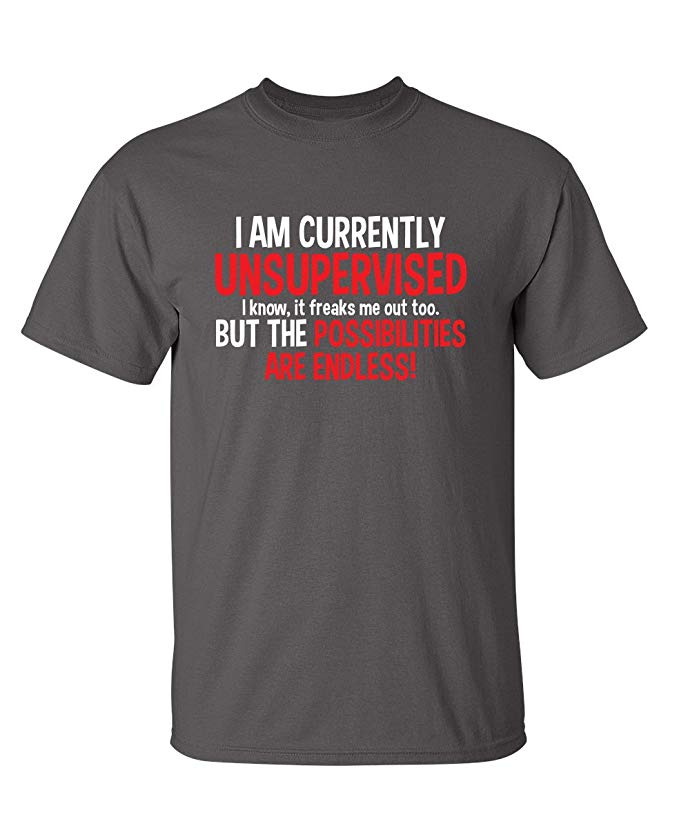 gifts-for 14-year-boy-Novelty T-shirts With Slogans
