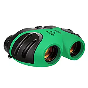 Shockproof Binoculars For the Adventure Kid